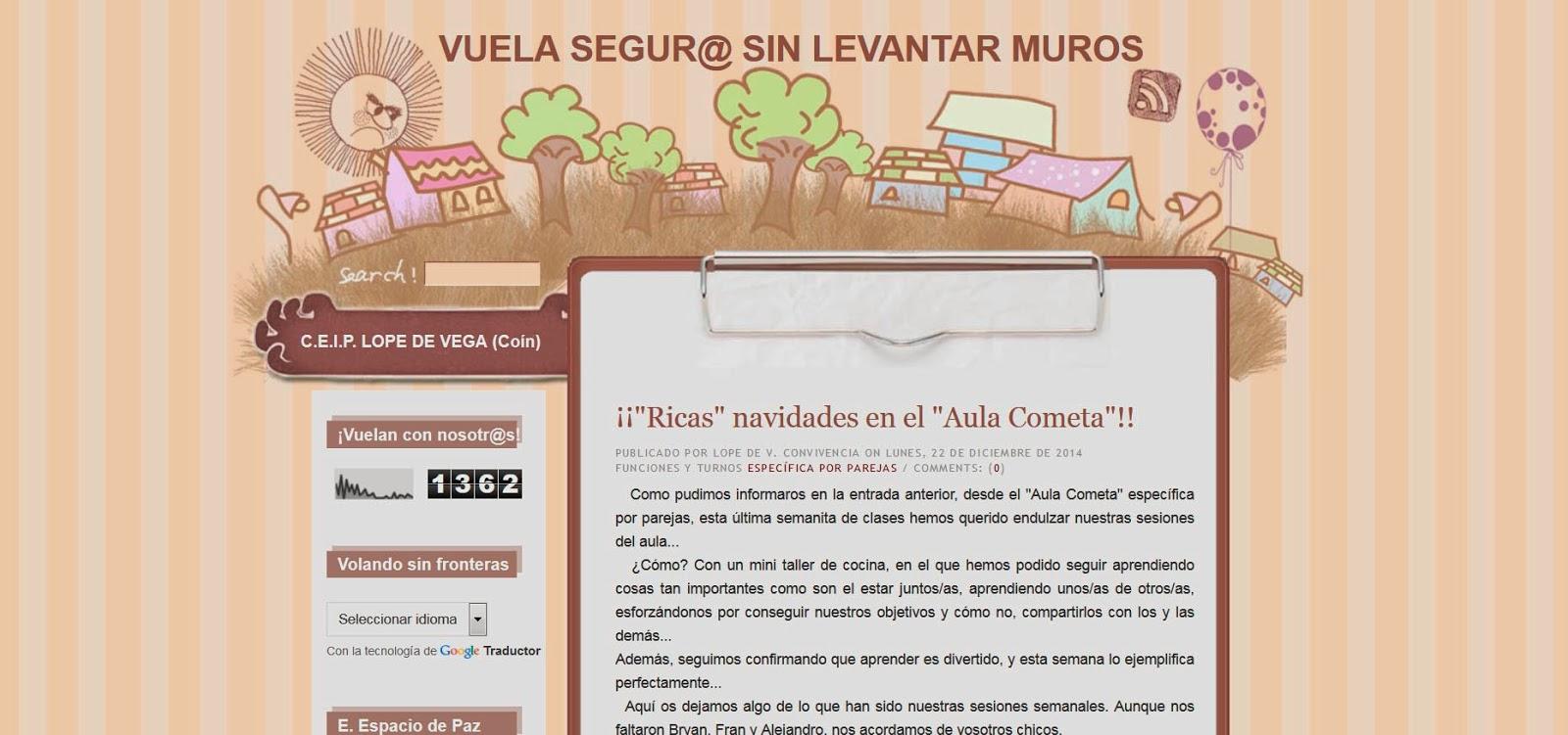 http://plandeconvivencialopedevega.blogspot.com.es/
