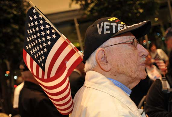 Ford Fund Sends World War II Veterans To World War II Memorial on D-Day