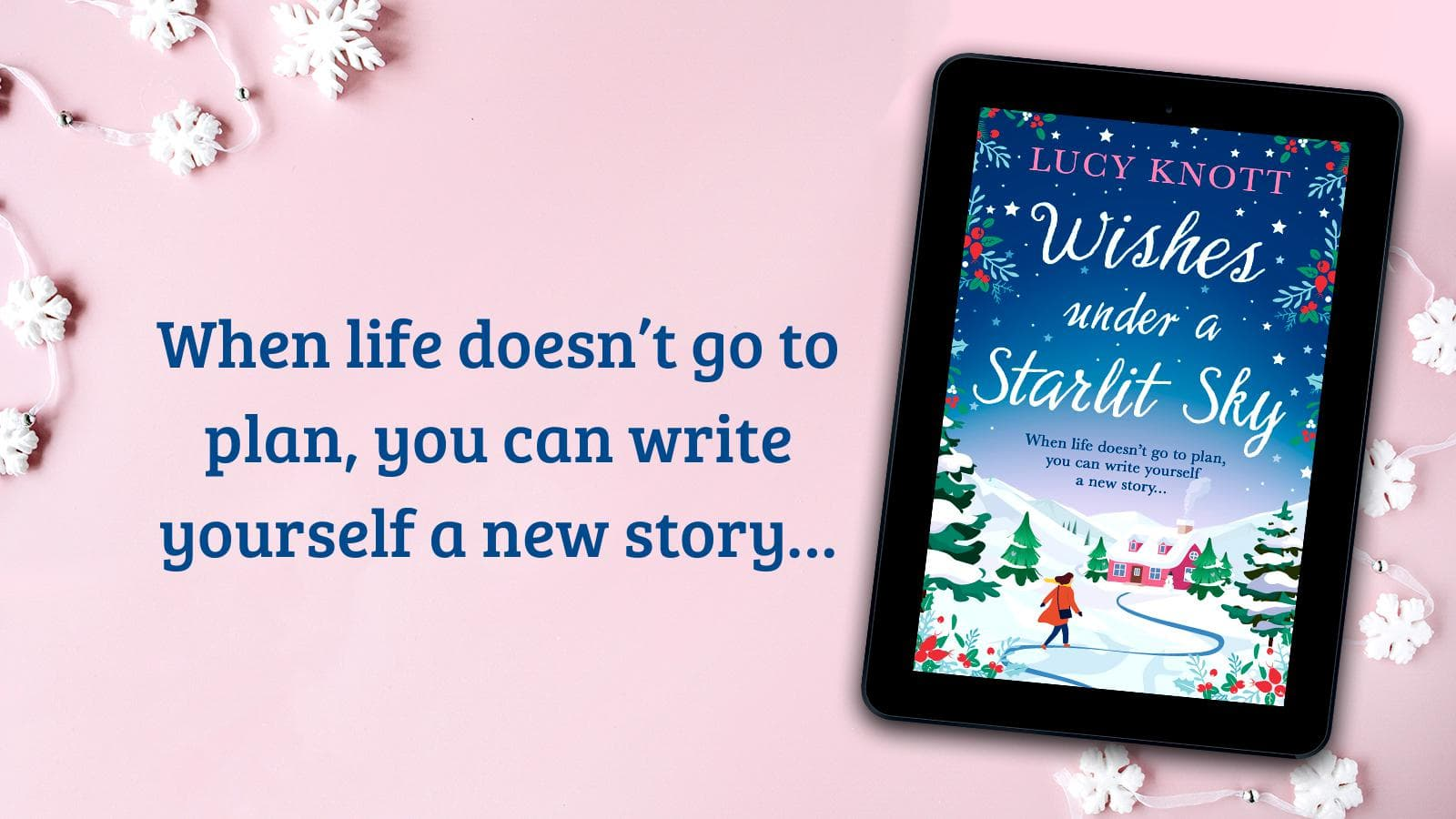 Pre-Order Wishes Under a Starlit Sky Today!