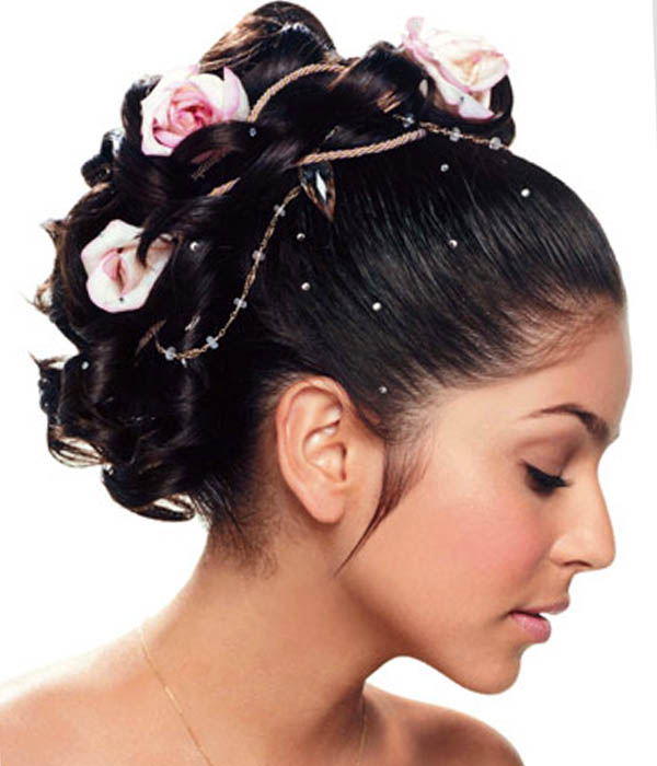 Hair Accesories And Wedding Hairstyles The Most Populer Wedding Hair