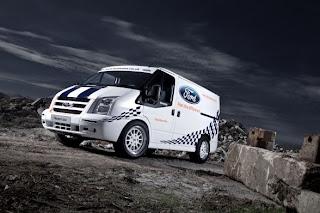 2011 Ford Transit SuperSportVan (SSV)