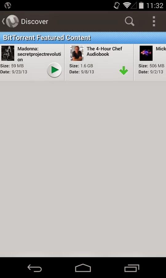 µTorrent® Pro - Torrent App v2.113