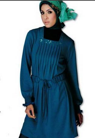 Gambar Baju Gamis Modern 137