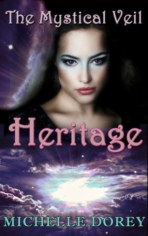 Heritage - Book Two Mystical Veil