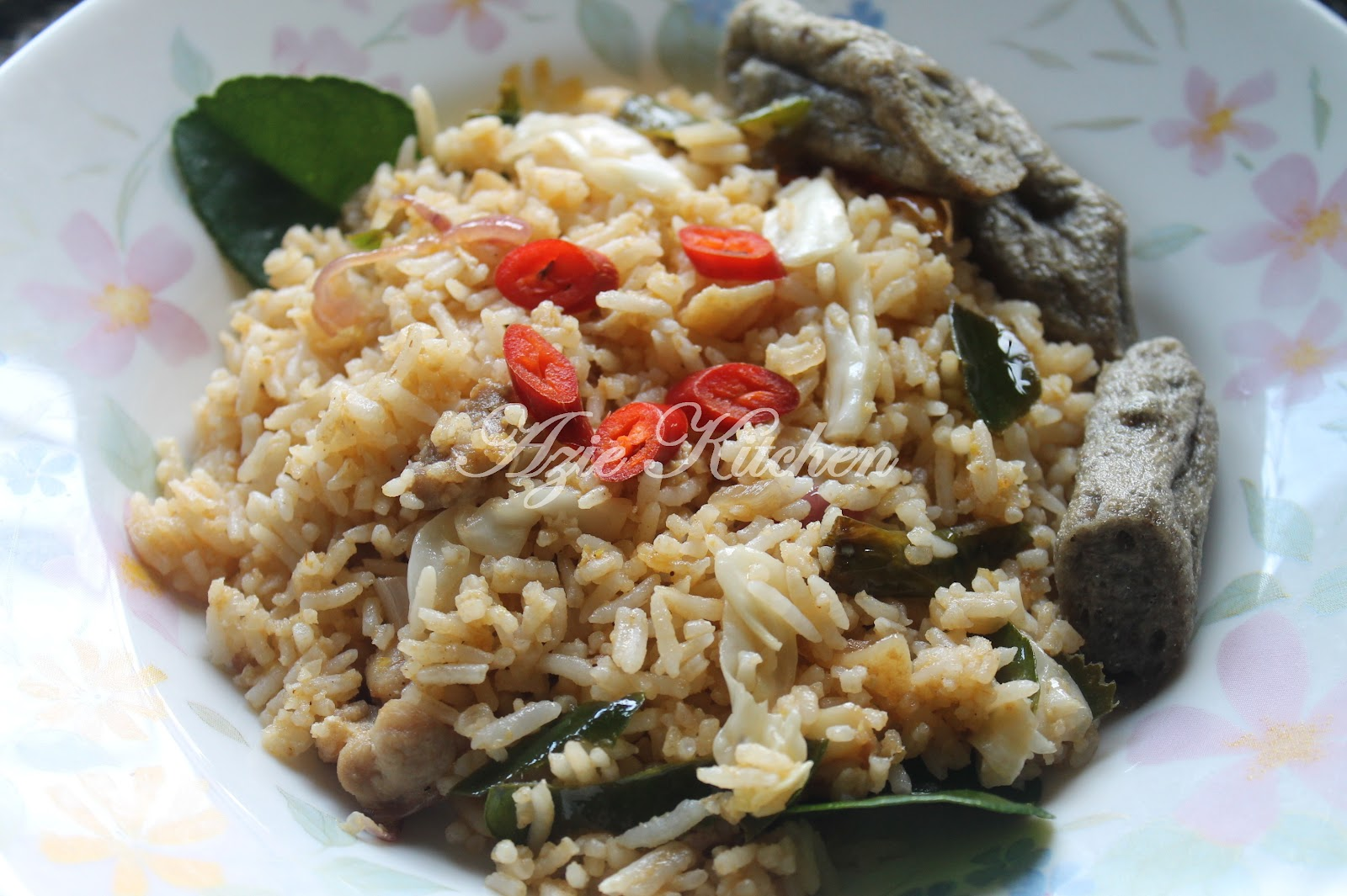 Resepi Tom Yam Putih Azie Kitchen