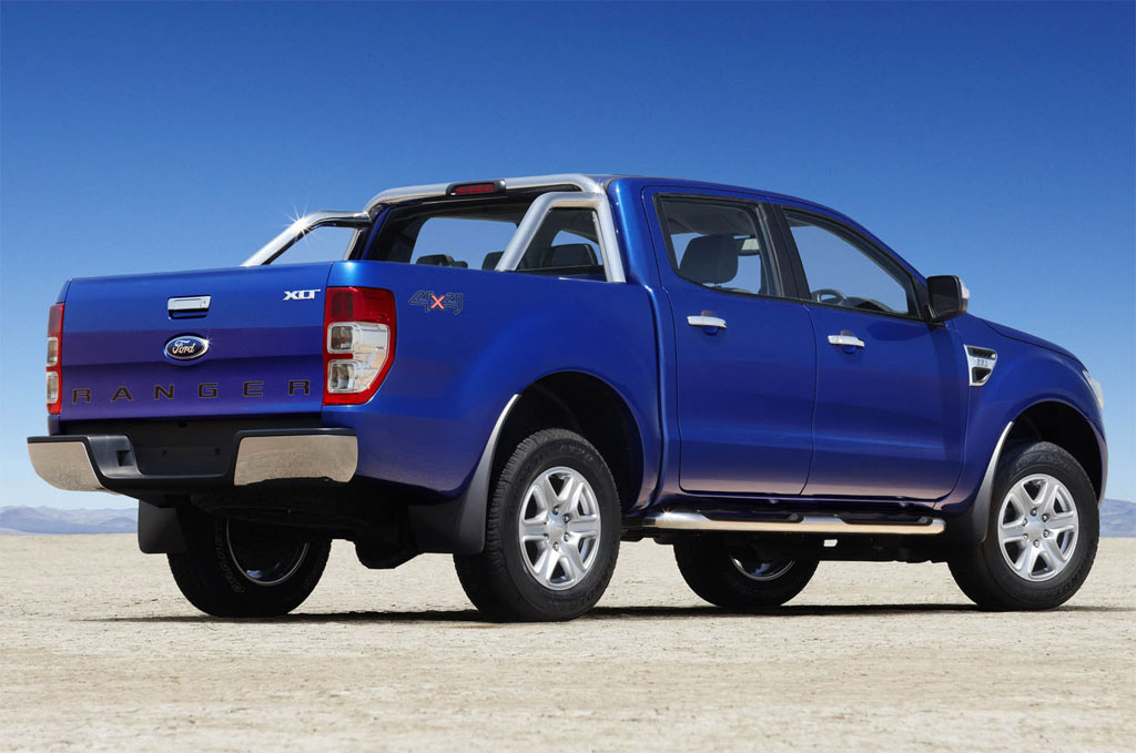 2012 Ford Ranger Thailand  Ford Ranger 2011 and 2012 Thailand