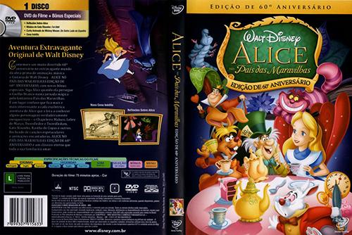 Alice no País das Maravilhas (Alice in Wonderland) Torrent - BluRay Rip