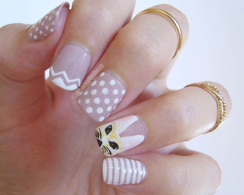 Manicuras y Belleza: Nail art: Colaboración por el Día del animal ...