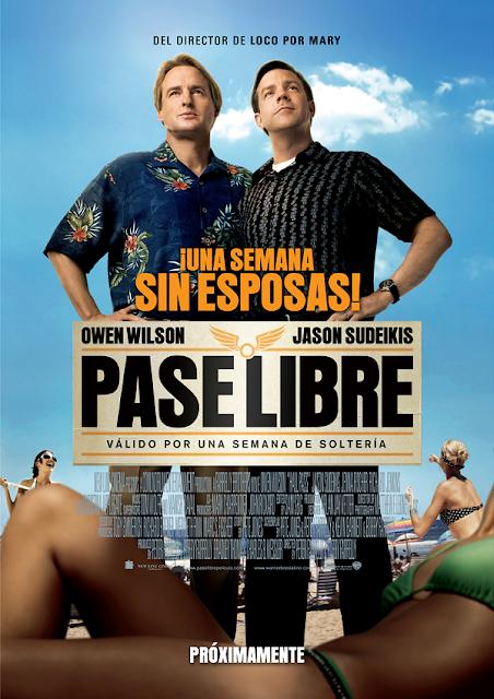 Pase Libre DVDRip Español Latino