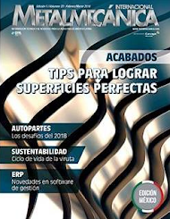 REVISTA INTERNACIONAL METALMECANICA
