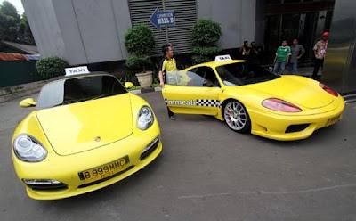 Taksi Mewah Indonesia