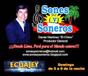 Sones y Soneros en Radio Ecuajey