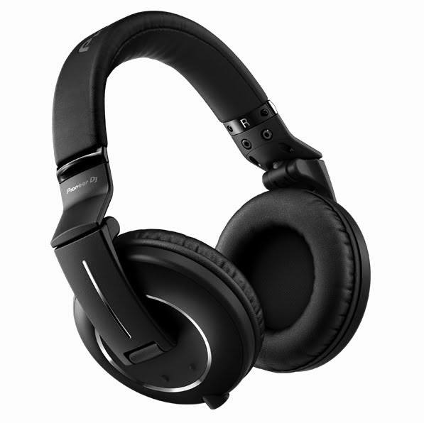 Headphone terbaru 2015 pioneer HDJ 2000 Mk2