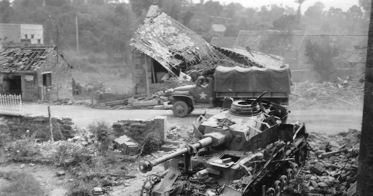 World war ii pictures in details destroyed for Div p