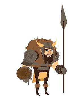 Viking Character