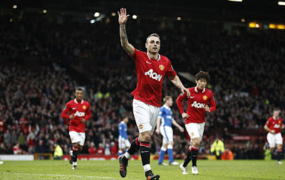 Manchester United 5 - 0 Wigan (3)