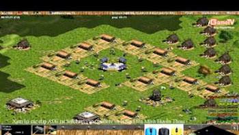 4vs4   Thái Bình + Vanelove vs GameTV