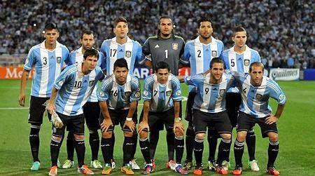 Argentina Sub Campeon