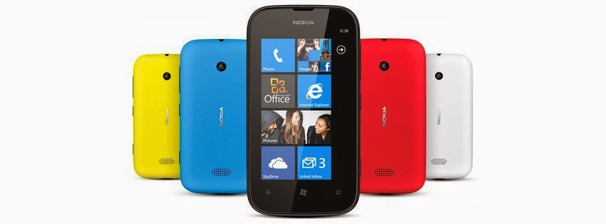 Une belle couverture facebook lumia
