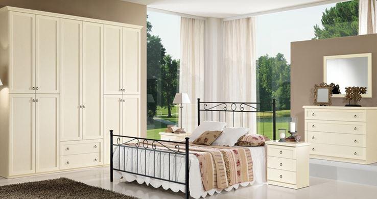 Arredo a modo mio le camere complete classiche di mondo - Prezzi camere da letto matrimoniali complete ...