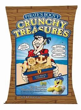 pirates booty treasure bag