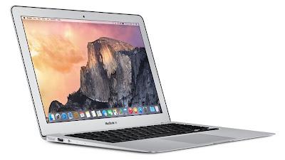 Spesifikasi dan Harga MacBook Air MD711