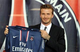 David Beckham Cara Beramal Unik Ala Selebriti Dunia