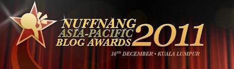 Jom Sokong Blogger Malaysia Dalam Nuffnang Asia Pasific Blog Awards 2011