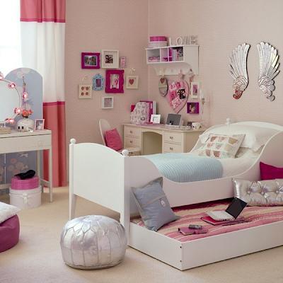 جديد غرف النوم للبنات 2014