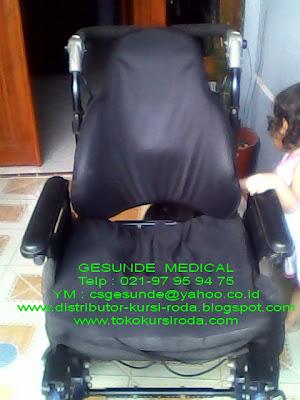 harga kursi roda CP khusus untuk anak-anak