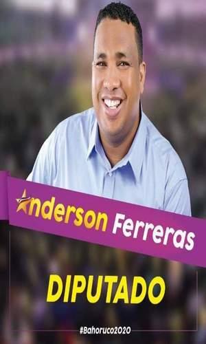 Anderson Ferreras Diputado 2020