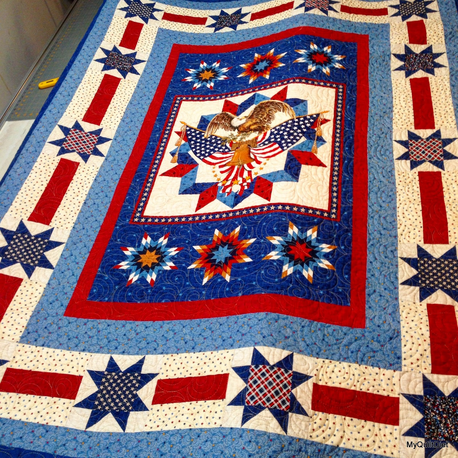 Quilt Patterns For Quilts Of Valor : My Quilt Diet...: A Quilt of Valor