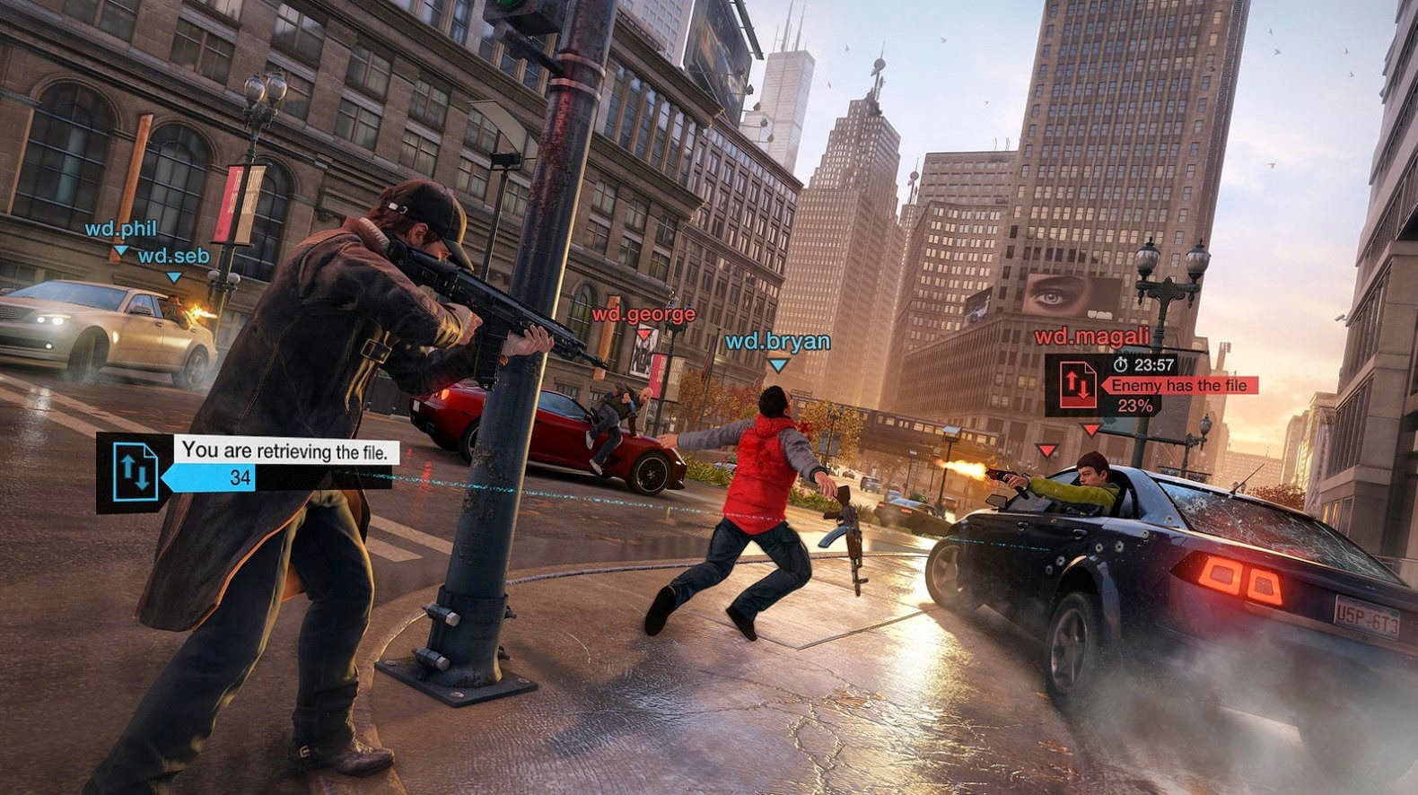 Watch Dogs  Requirement For Pc