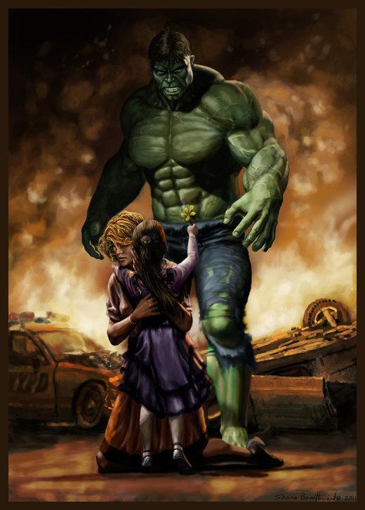 hulk por warlordwardog