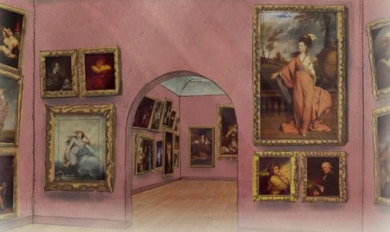 Lo que Jane Austen vio