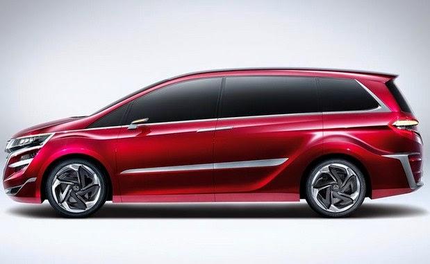 2017 Honda Odyssey release