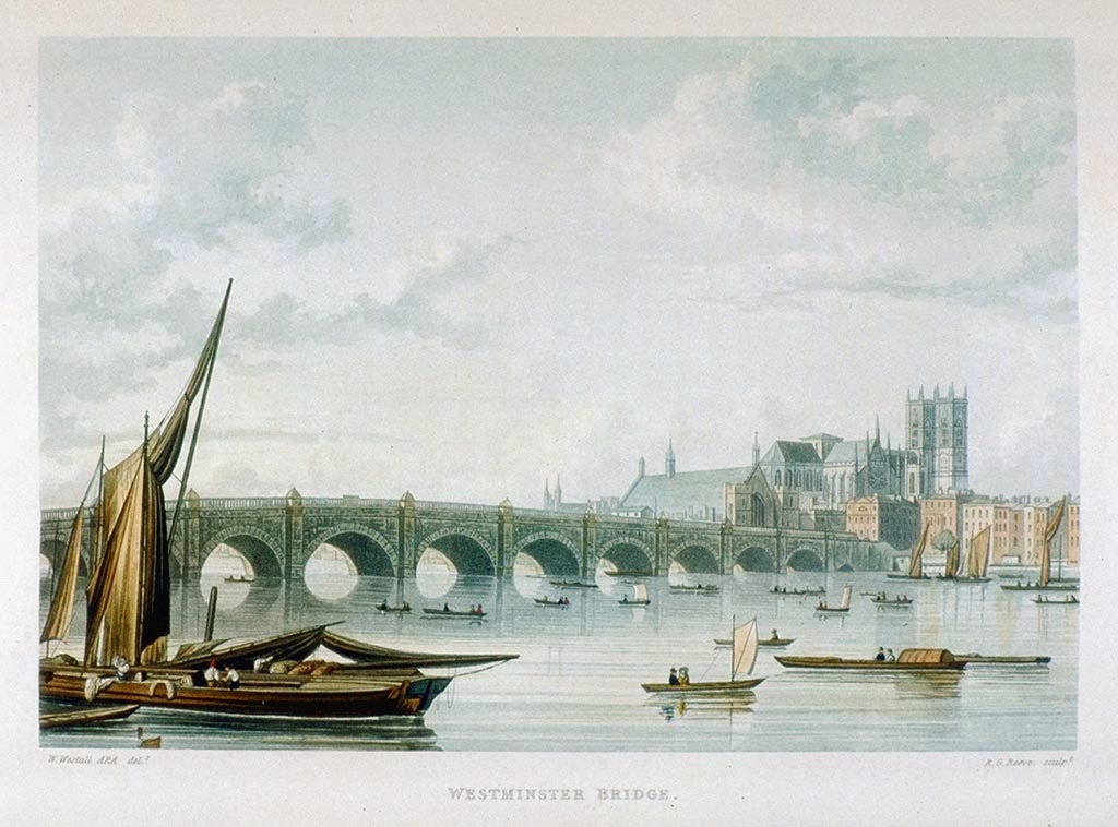 a comparison between william wordsworths upon westminster We will write a custom essay sample on compare the views of london presented in blakes' poem london and william wordsworth's poem composed upon westminster bridge essay specifically for you for only $1638 $139/page.