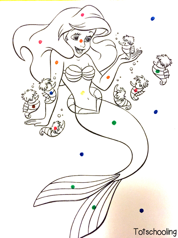 Circles Coloring Pages #6