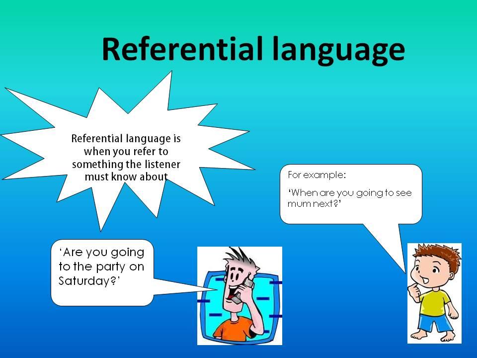 language features in essays