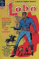 Lobo #1, cover