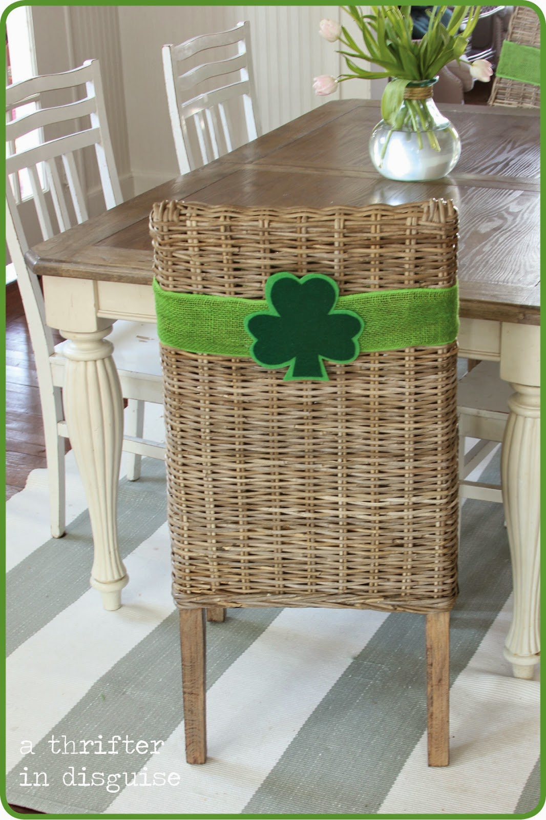Fancy St. Patrick's Day Decor