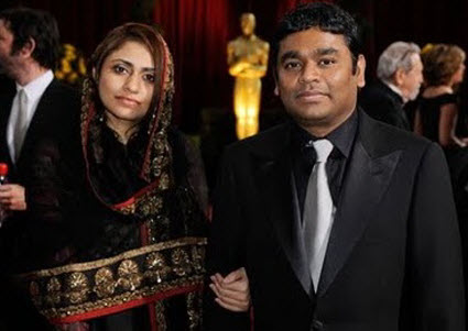 AR Rahman Family Photos wallpapers