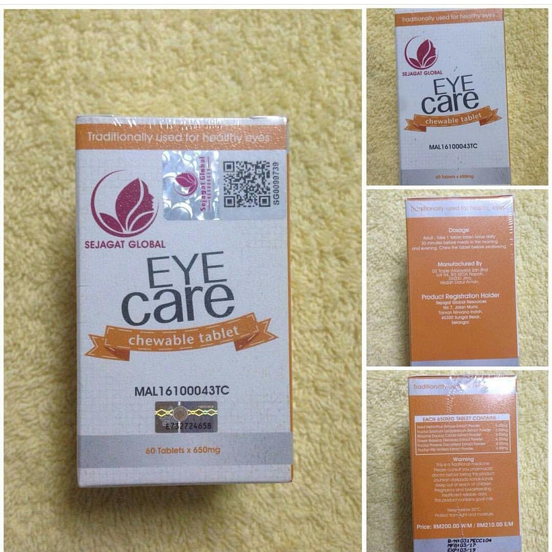 EYE CARE CANDY RAWAT MASALAH MATA 013-3045279