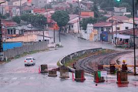 Foto: Rodrigo Sena, Fonte: http://tribunadonorte.com.br/noticia/tarde-de-sabado-com-chuva-em-natal/
