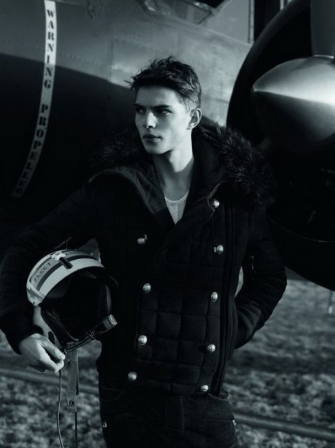 Balmain Men's Fall Winter 2012-2013 photo 4