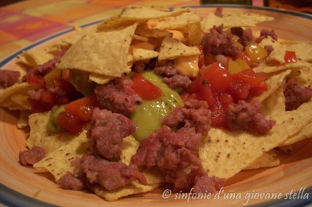 ricette tex-mex --- come fare i nachos del sol di oww a casa!