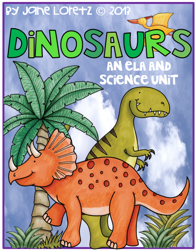https://www.teacherspayteachers.com/Product/Dinosaurs-An-ELA-and-Science-Unit-619643