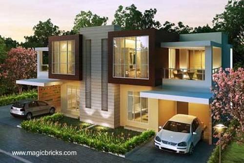 Arquitectura de casas casas de clase mundial en la india for Casas duplex modernas