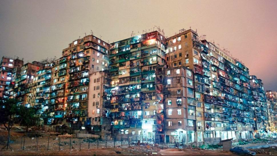 La ciudad con más densidad del mundo
