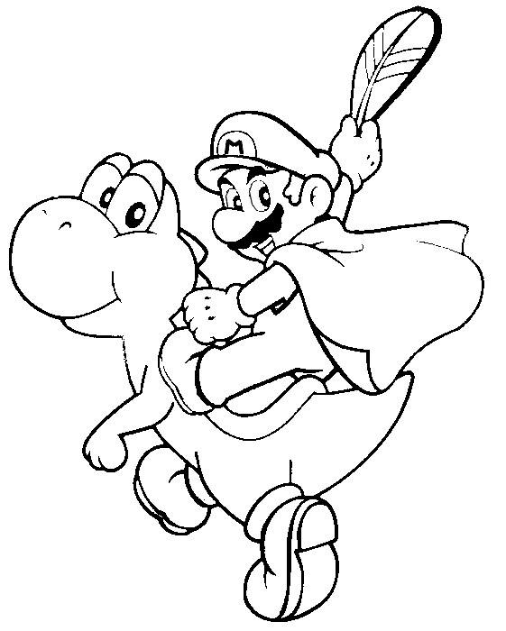 mario coloring pages free printable pictures coloring pages for kids